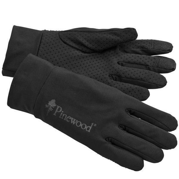 Pinewood 9405 Thin Liner Stretch Handschuh schwarz (400) XL/XXL