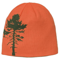 Pinewood 9924 Strickmütze Tree Kids wendbar orange/grün...