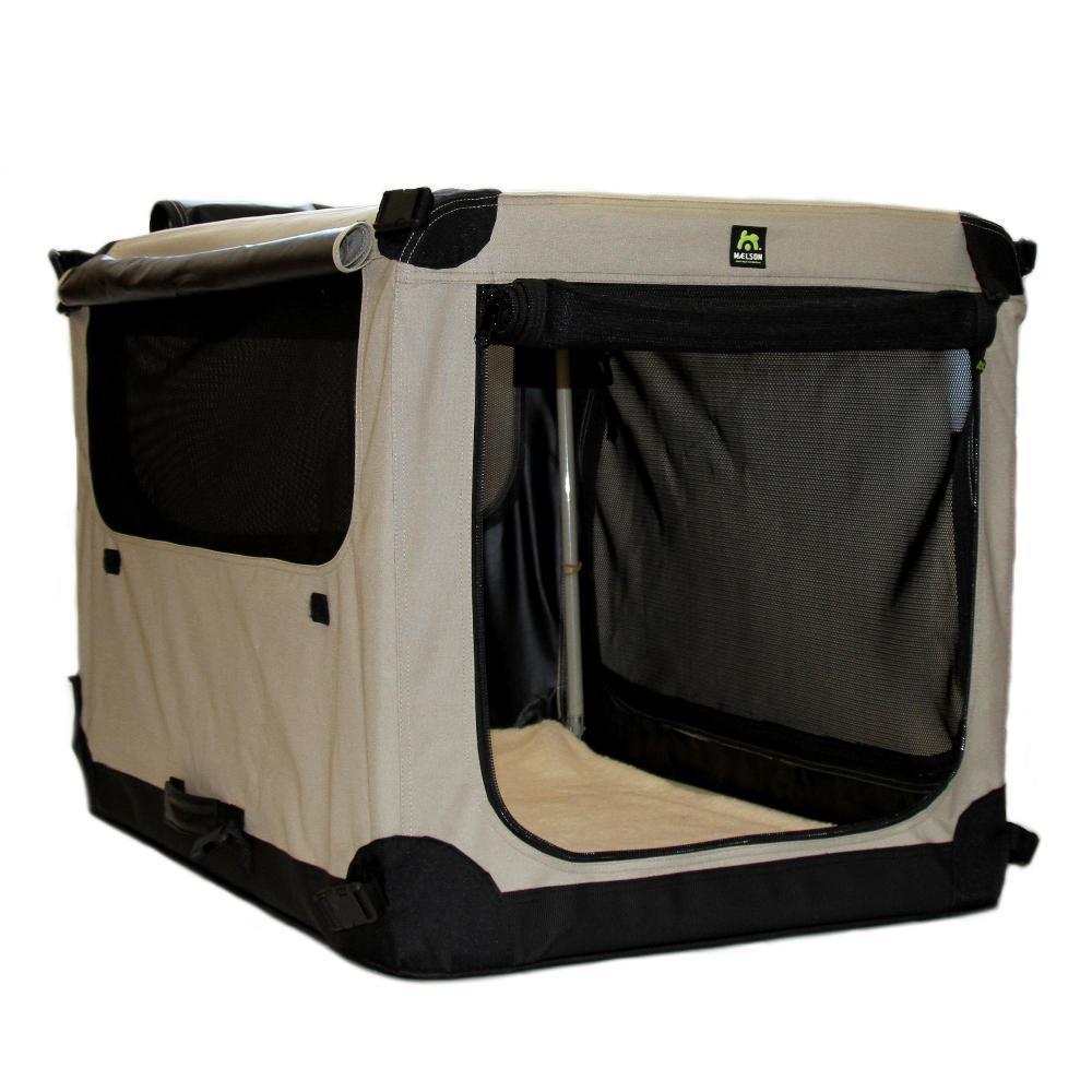 maelson soft kennel faltbare hundebox 94 99. Black Bedroom Furniture Sets. Home Design Ideas