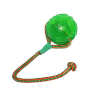 Swing & Fling Chew Ball am Seil ø 8,9 cm
