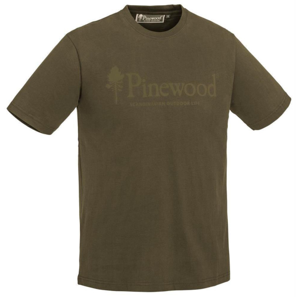 Pinewood 5445 Outdoor Life T-Shirt J.Oliv (713)