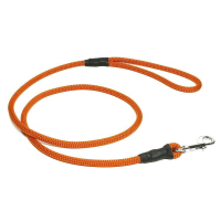 Mystique FT Leine mit Karabiner 8mm orange 130cm