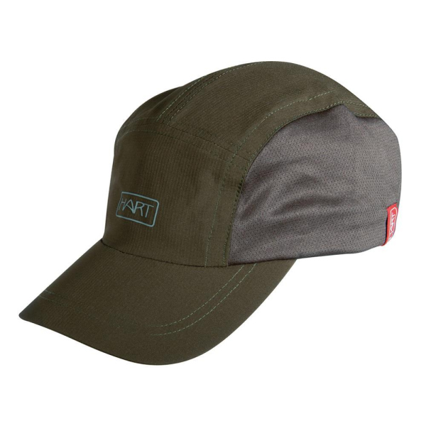 HART Henar Cap Jagdcap Dark Olive