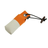 Mystique Dummy Pocket Dummy Marking orange / weiß 85g