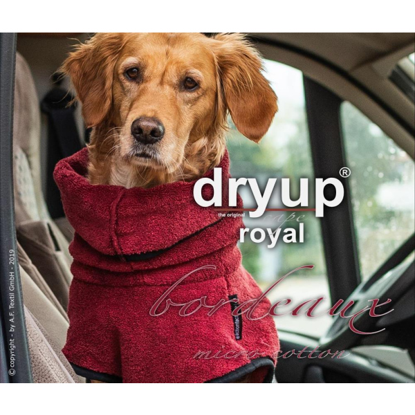 Dryup Cape Royal bordeaux XS(48cm)