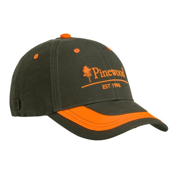 Pinewood Strickmütze Windy orange