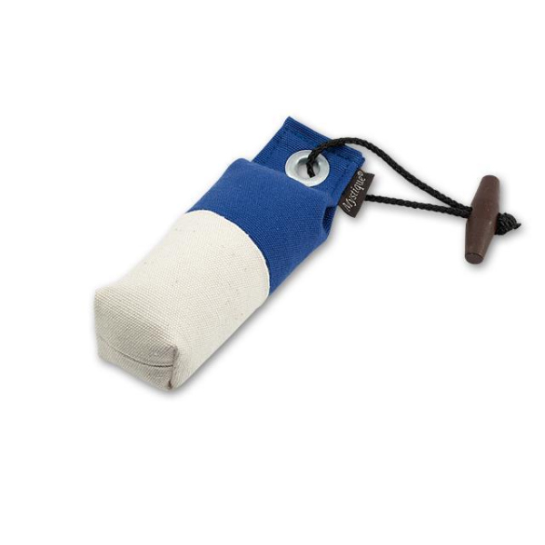 Mystique Dummy Pocket Dummy Marking weiß / blau 150g